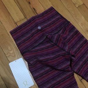 NWT LULULEMON Wunder Under Pant leggings-4